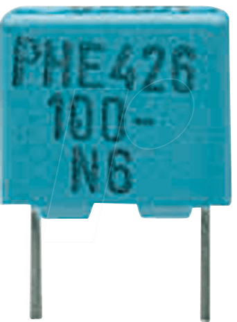 PHE426 33N 400 - Folienkondensator, 33nF, 400V, 105°C