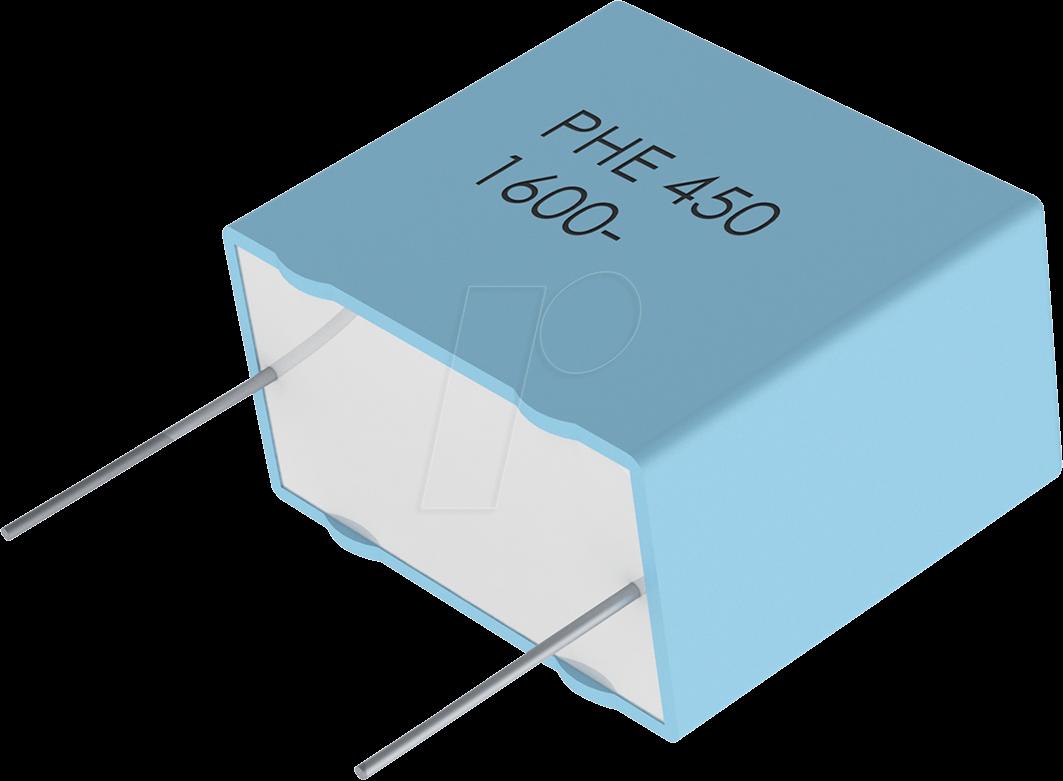 PHE450 22N 630 - Folienkondensator, 22nF, 630V, 105°C
