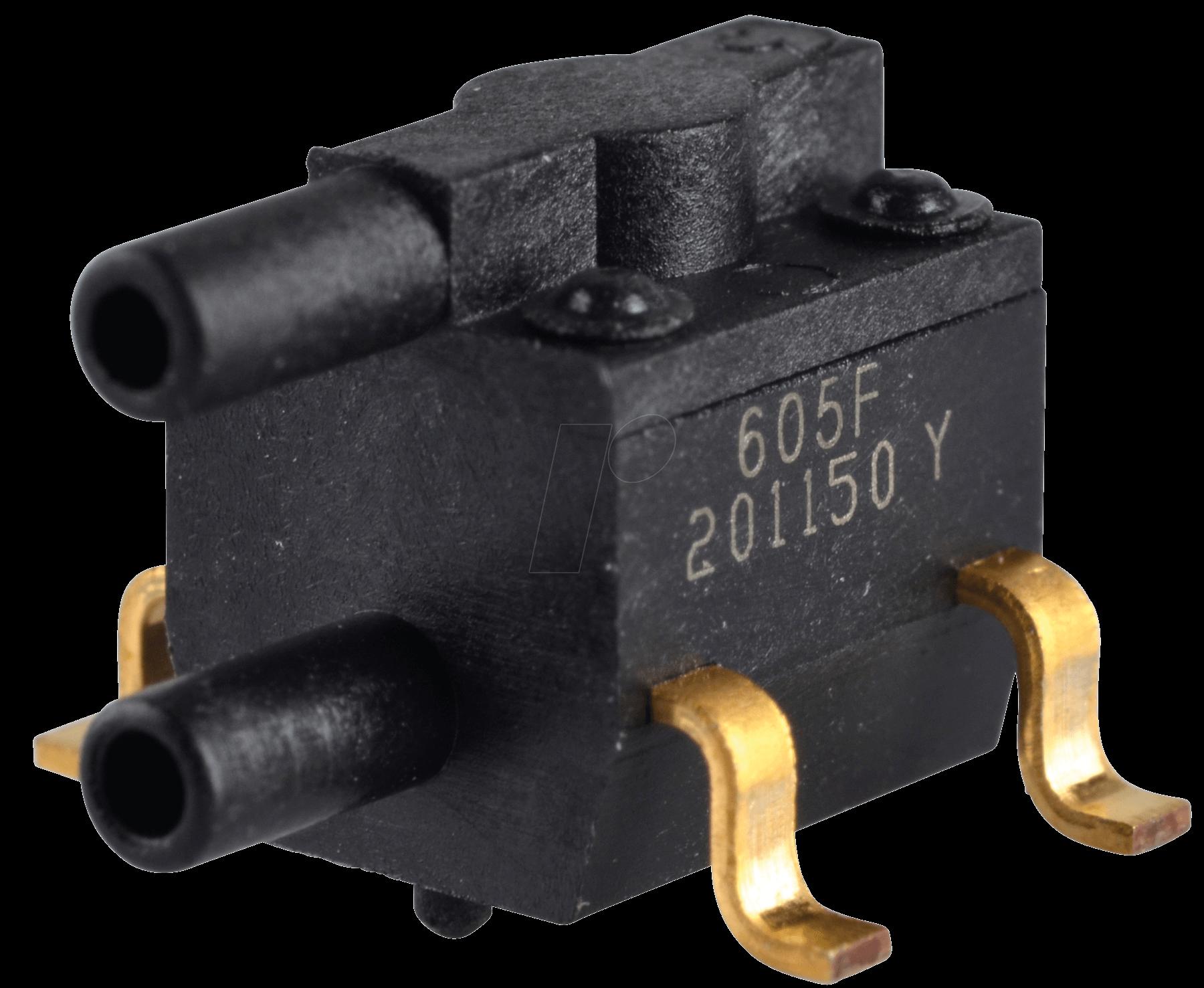 26 PC05 SMT - Differenzdrucksensor, SMD, relativ, ± 5 psi
