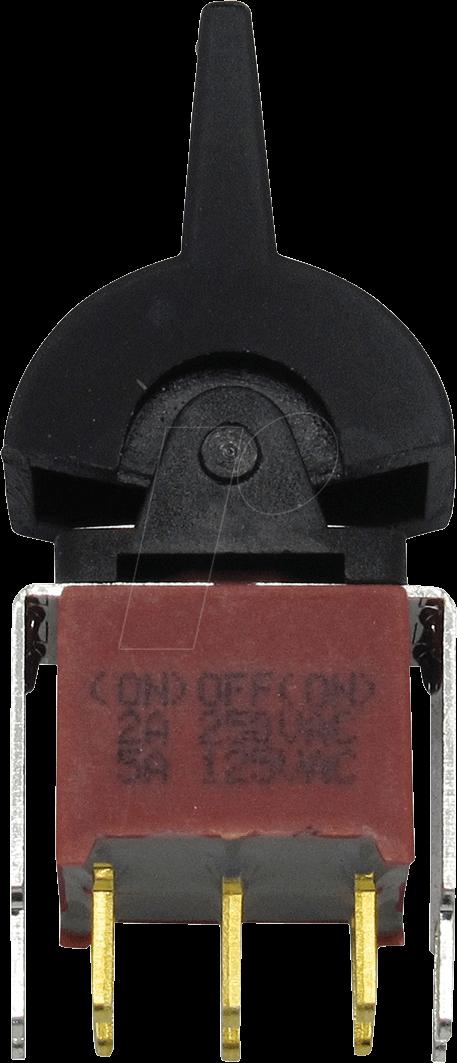 rnd 210 00524 miniatur paddelschalter 2x ein aus ein. Black Bedroom Furniture Sets. Home Design Ideas