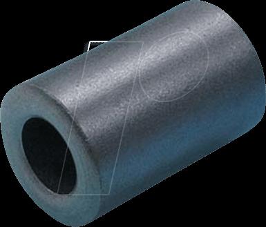 RND 165-00026 - Ferritkern, zylindrisch, für Ø bis 8 mm