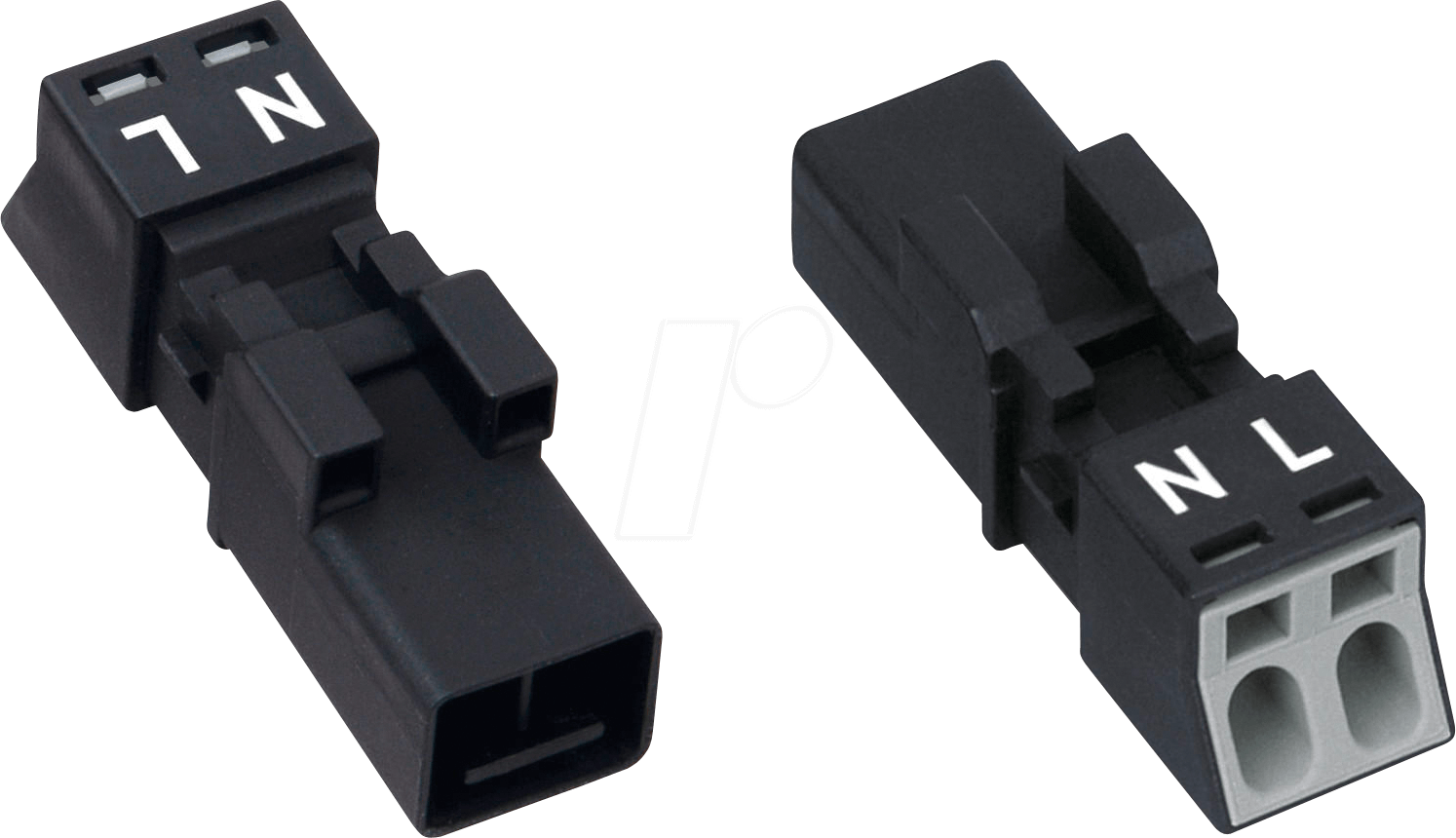 890-212 - WINSTA® MINI Stecker, 2 polig