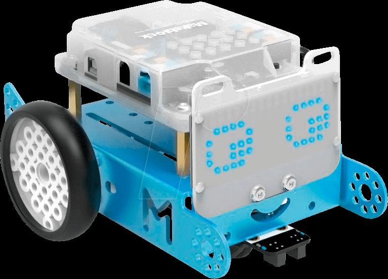 MB MBOT-S BLUE - Makeblock - mBot-S blue v1 1 (Bluetooth)