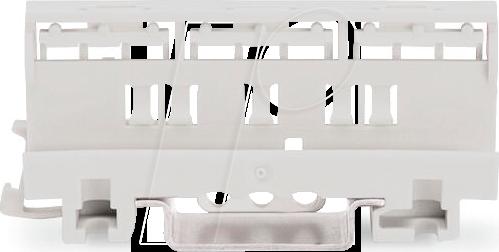 50 Stück WAGO Kontakttechnik Befestigungsadapter 221-501 Klemmen