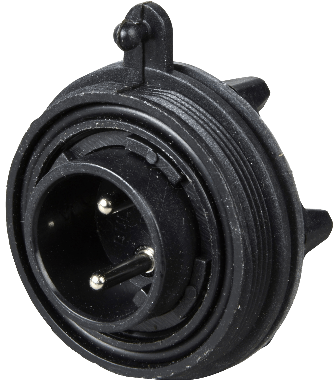 PX0735/P - Steckverbinder Stecker, 2 polig