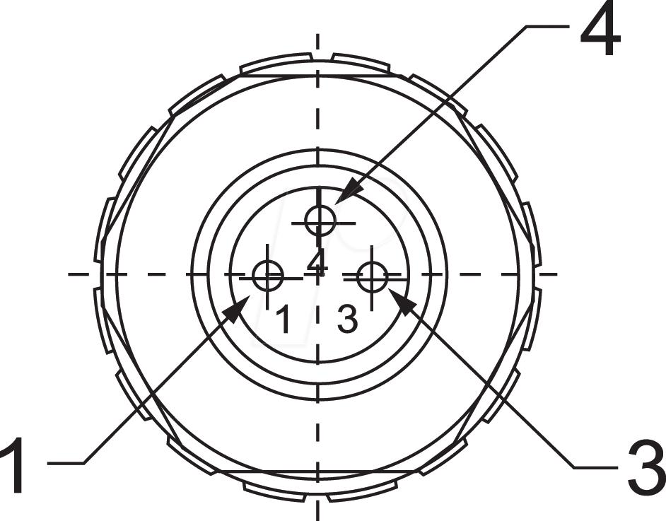 Sal8 Rsc3 Sal M8 X 1 3 Pin Plug At Reichelt Elektronik