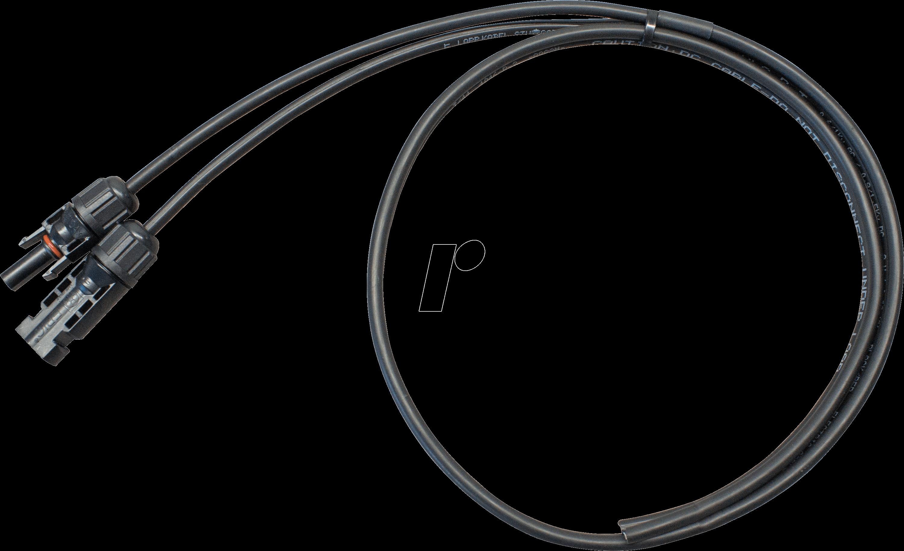 PHAE QC4 500044 - Photovoltaik Modulkabel, Quic...