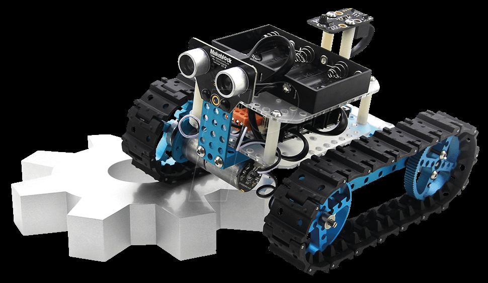 MB STARTER BT - Makeblock - Starter Robot Kit (...