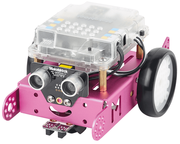 MB MBOT PINK BT - Makeblock - mBot pink v1.1 (B...