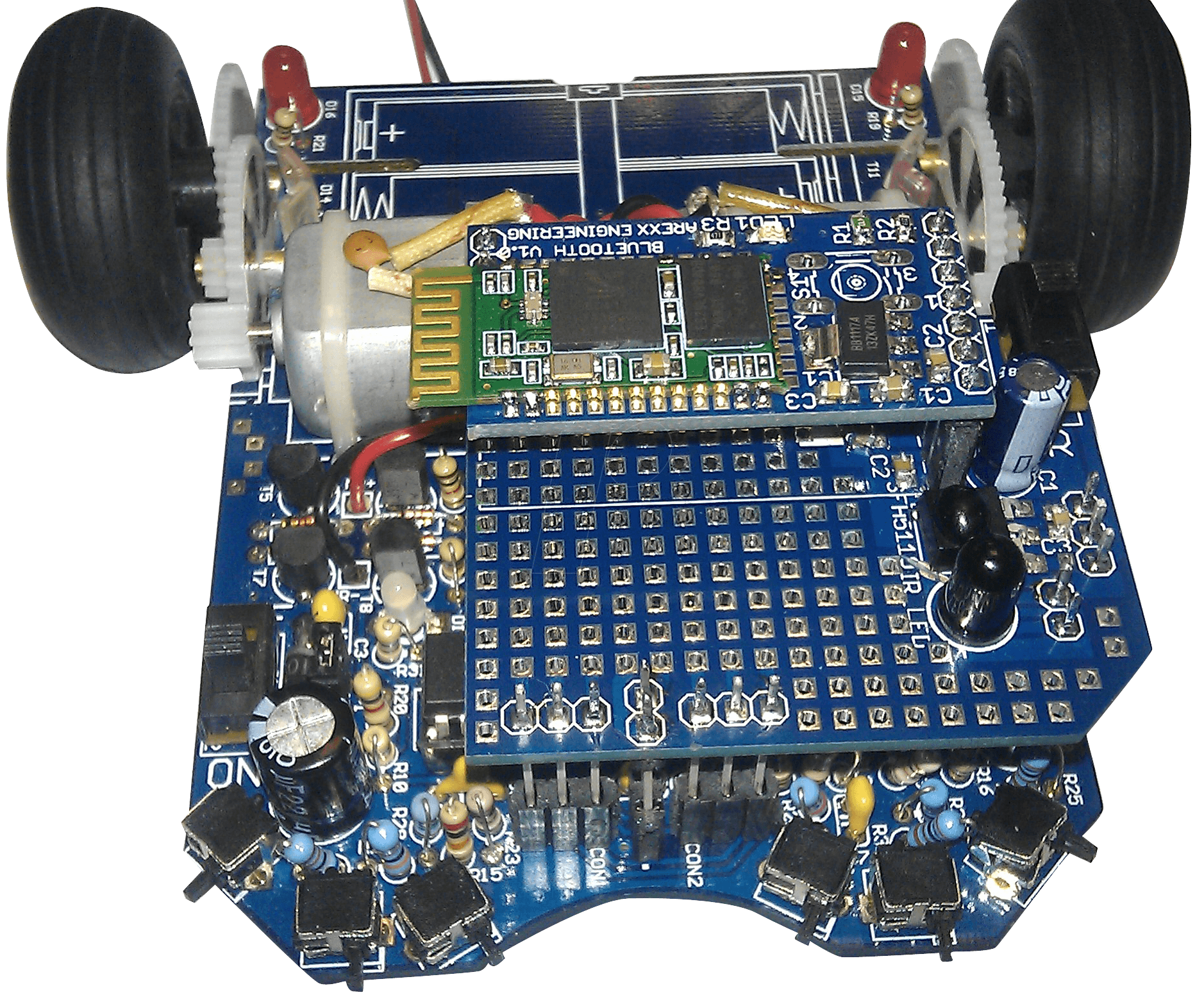 ARX BT03 - Bluetooth Kit für AREXX Roboter