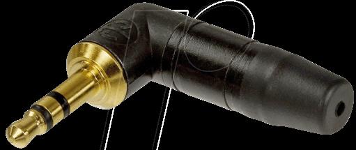 neutrik ntp 3rcb klinkenstecker 3 5 mm stereo 3 pol bei reichelt elektronik. Black Bedroom Furniture Sets. Home Design Ideas