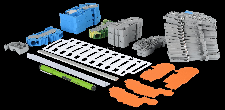 WAGO 821-122: Hauptverteiler-Set, FI bei reichelt elektronik