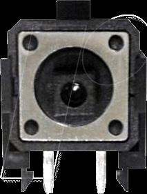 RND 210-00265 - Printtaster, 12 V DC, 50 mA