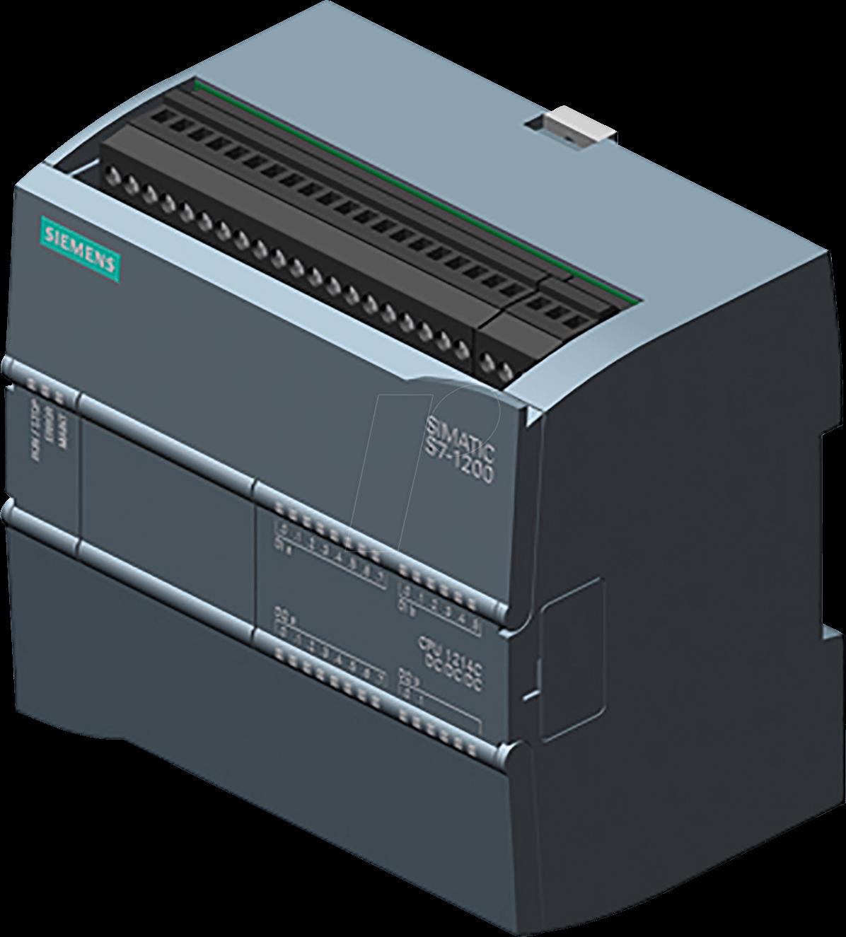 S7 1214c Dc  Simatic S7-1200