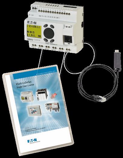 EC4P-BOX-222-M - EASY-Control, Starter-Kit