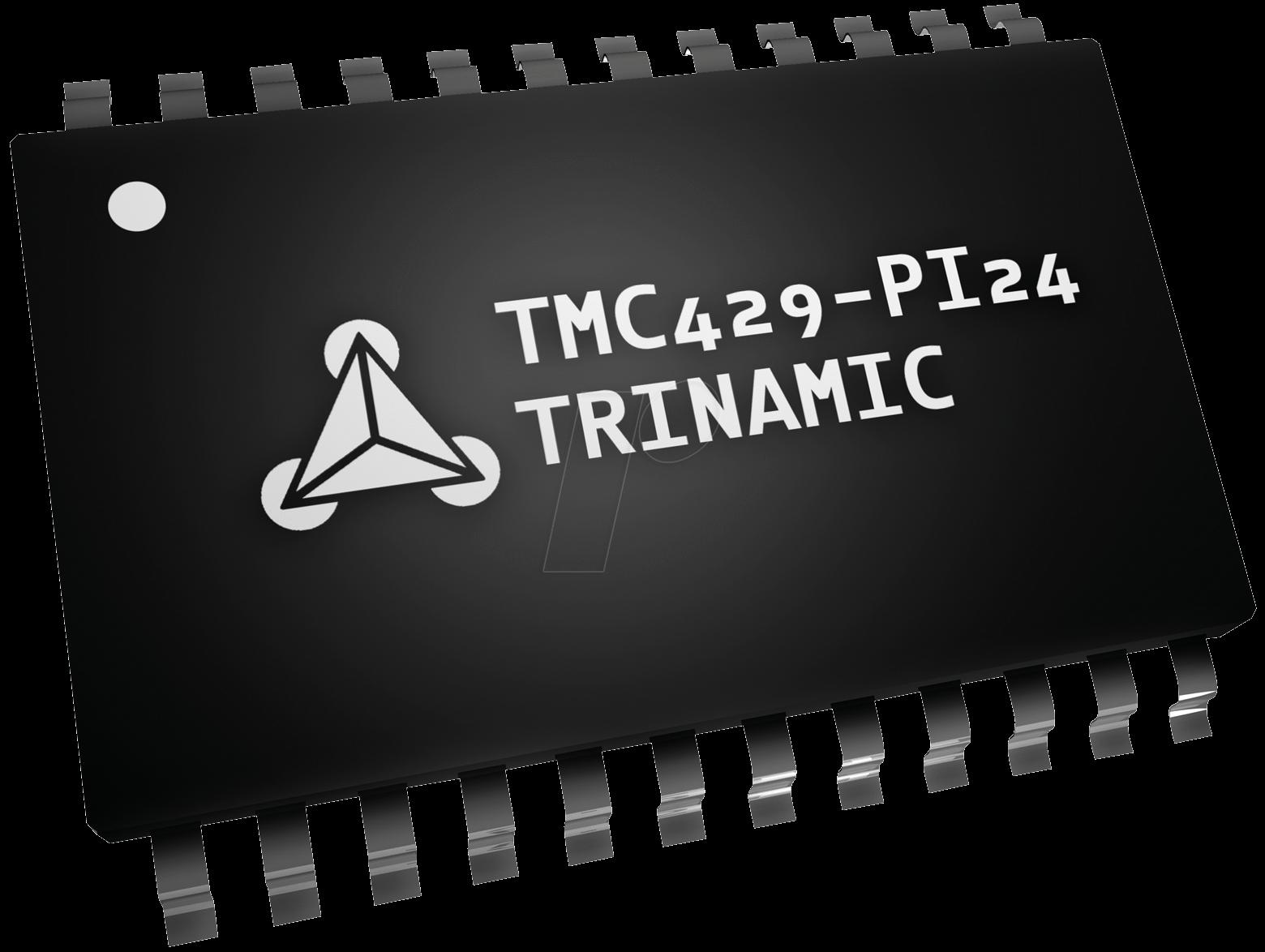 TMC 429 SOP24 - 3-Achsen MotionContr. für Schrittmotoren,SOP24