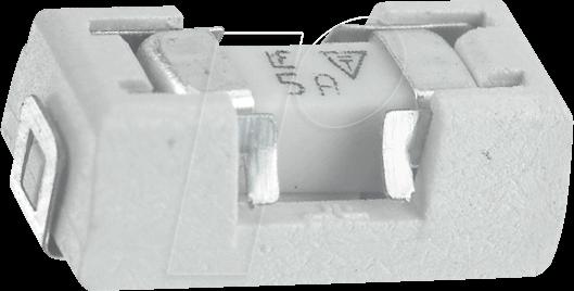 LITT 0154.500DRT - SMD-Sicherungshalter, mit Sicherung 0,500 A, 125 V, träge