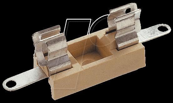 ESKA PL 173000 - Sicherungshalter, 6,3x32mm, max. 6,3A-250V 503700