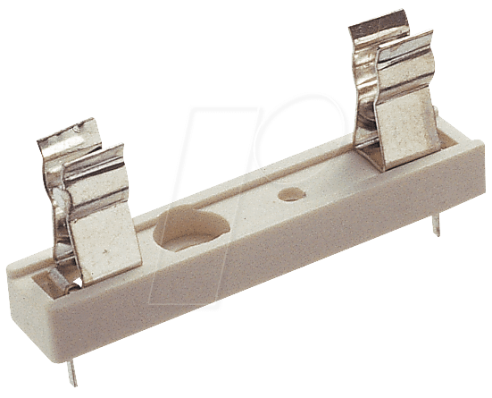 FREI PL 137000 - Sicherungshalter, 6,3x32mm, max. 6,3A-250V