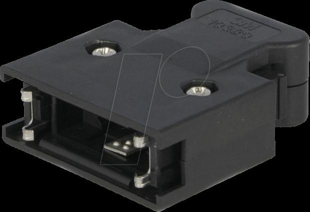 3M 1032052F0008 - Griffkappe für MDR-Stecker, 20 pol