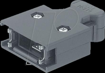 3M 1031452FO008 - Griffkappe für MDR-Stecker, 14 pol