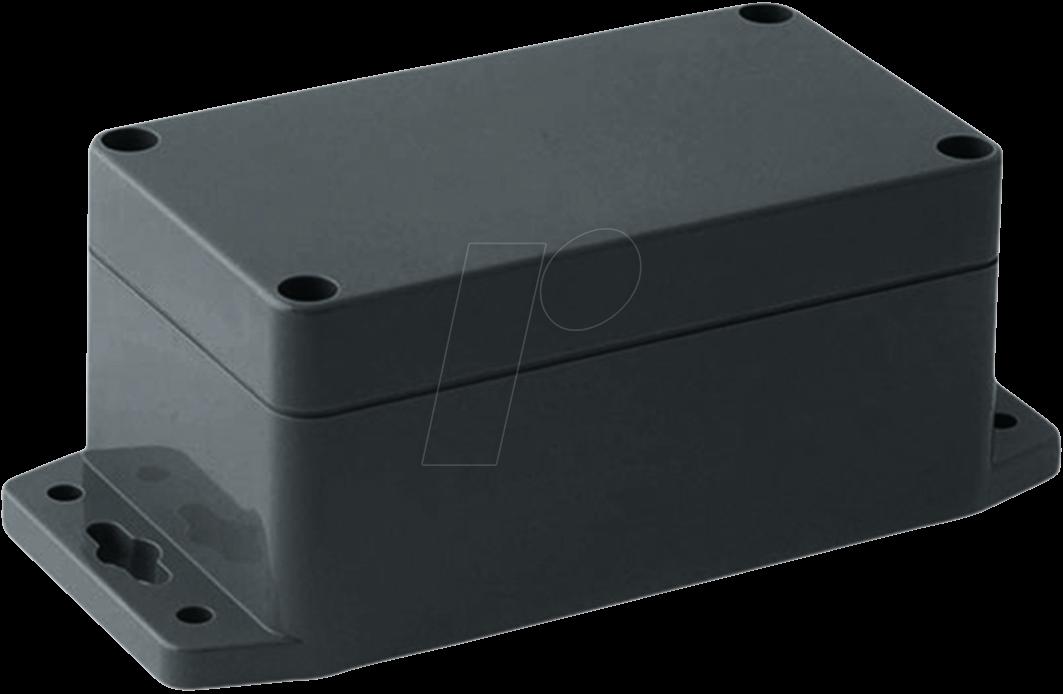 RND 455-00249 - Kunststoffgehäuse, 115 x 65 x 55 mm, IP65