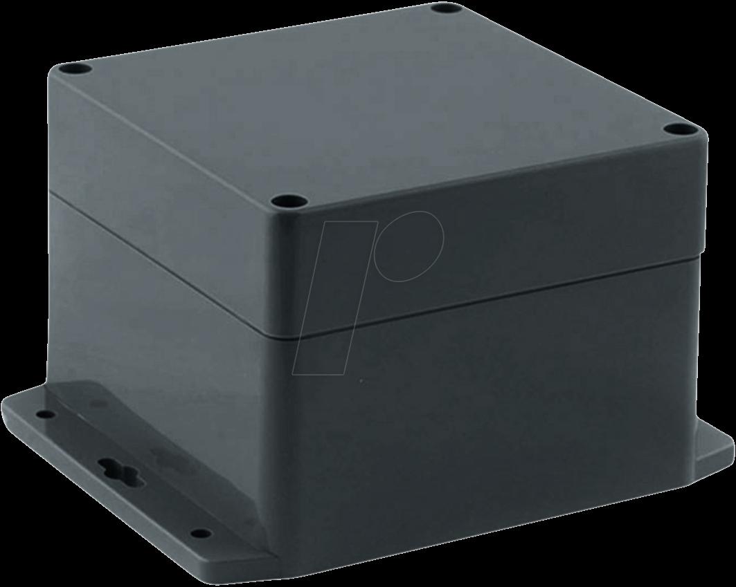 RND 455-00274 - Kunststoffgehäuse, 120 x 120 x 90 mm, IP65