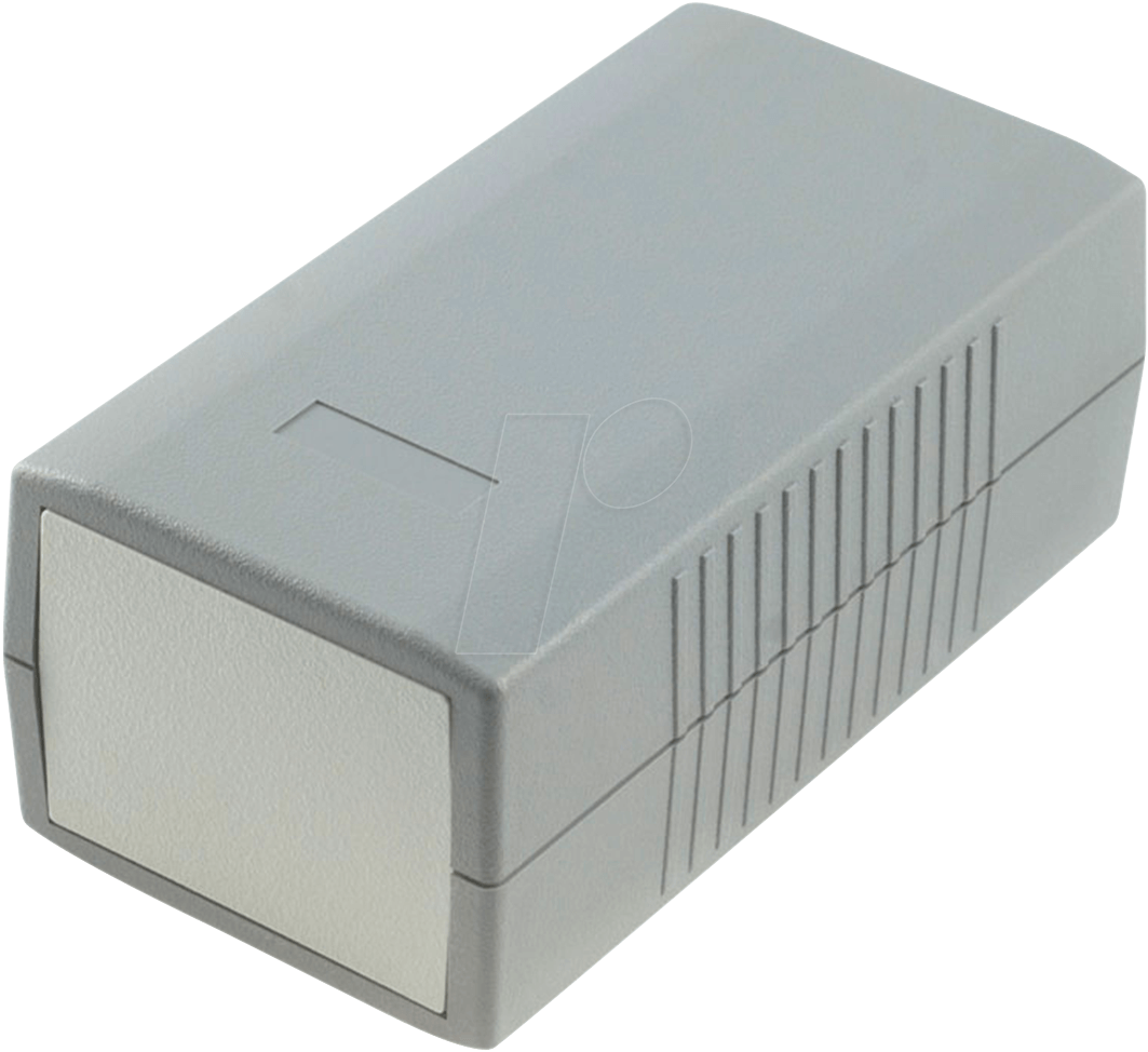 RND Components Plastic enclosure 150 x 80 x 30mm Light Grey ABS IP54