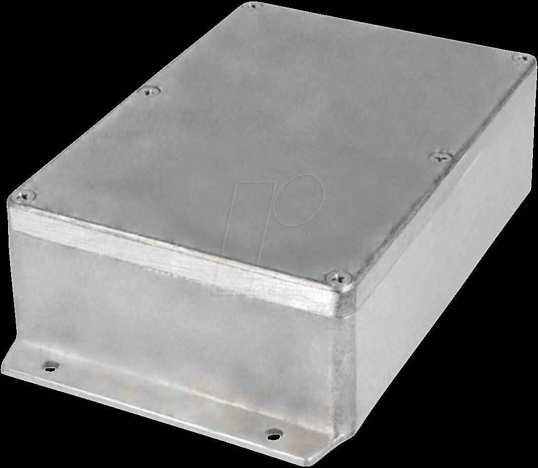 rnd 455 00420 ip67 aluminium enclosure at reichelt elektronik. Black Bedroom Furniture Sets. Home Design Ideas