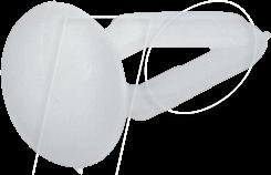 RND 610-00175 - Verschlussnieten, Kunststoff, 1...