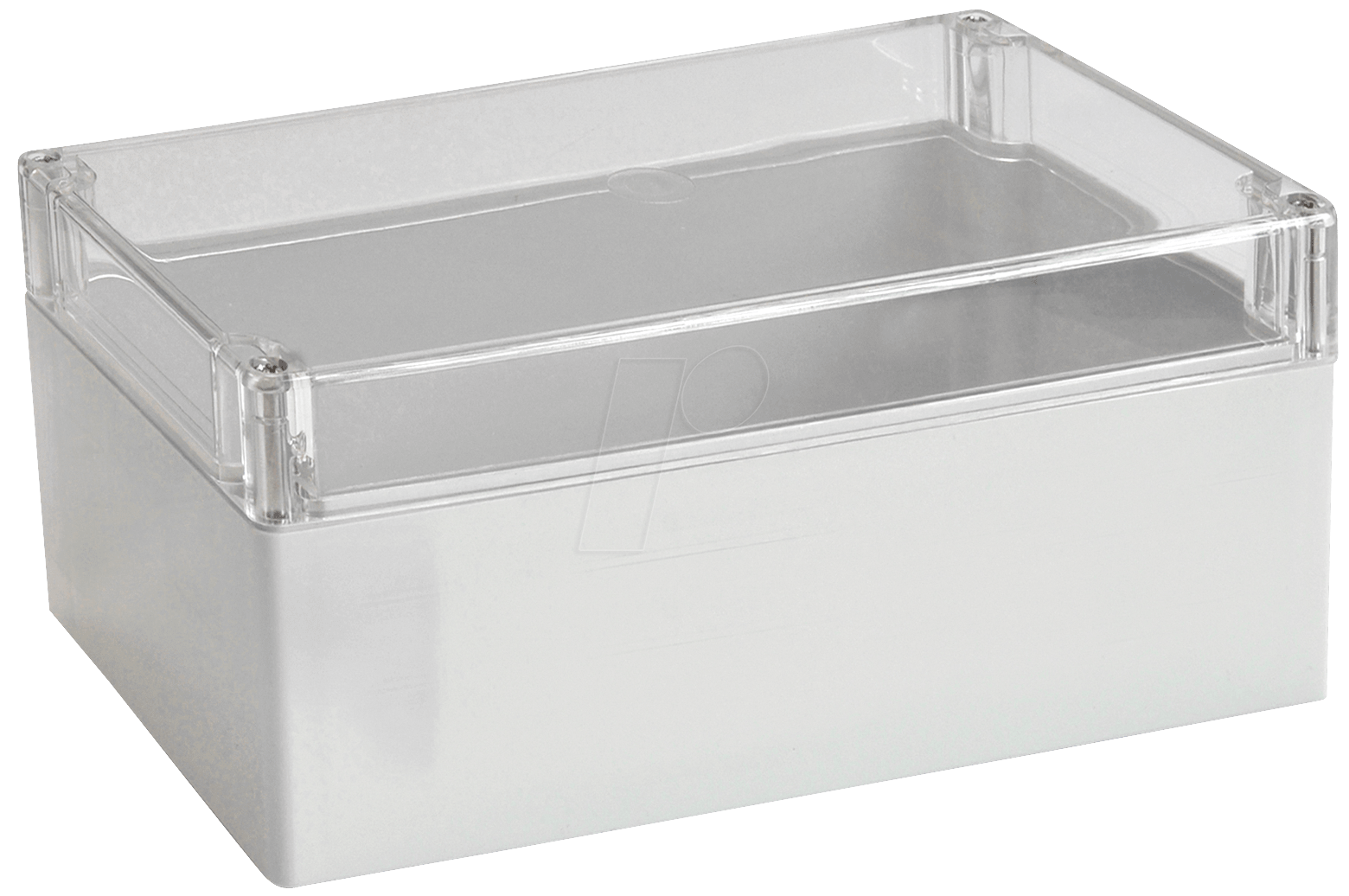 Bopla m 223 g polycarbonate box with clear lid 200x150x75mm at reichelt ele - Chaises en polycarbonate transparent ...
