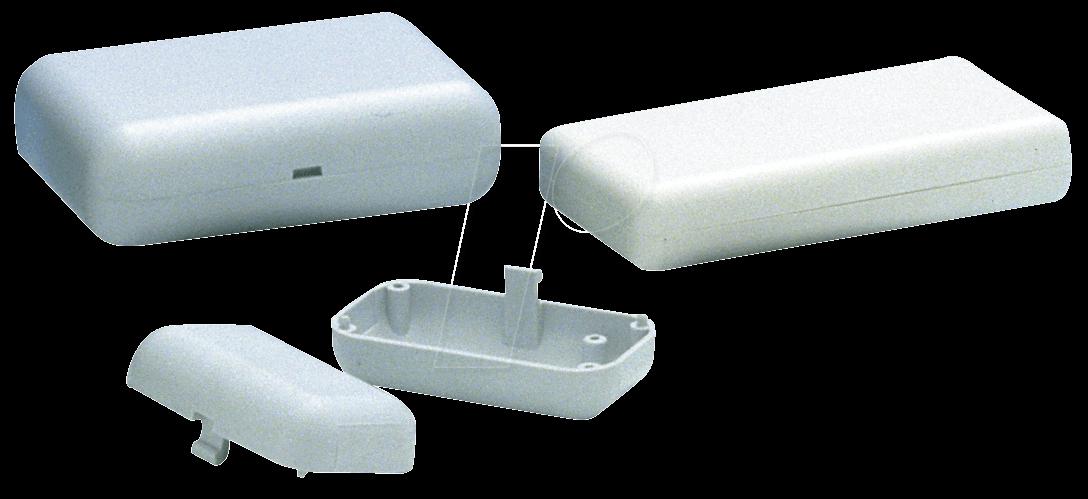 TEKO 10006 - Gehäuse Serie Soap, 56 x 31 x 24 mm