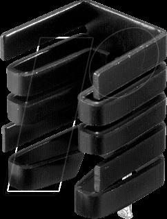 576802B04000G - Kühlkörper, 19,1 mm, Alu, 27,3 K/W, TO-220