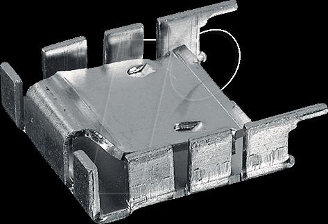 FK 224 MI-220-1 - Kühlkörper, 25,4 mm, Alu, 18 K/W, TO-220
