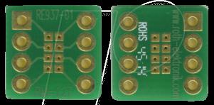 RE 937-01 - Multiadapter 8 Pin DIP zu DIP