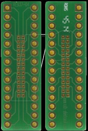 RE 937-04 - Multiadapter 28 Pin DIP zu DIP