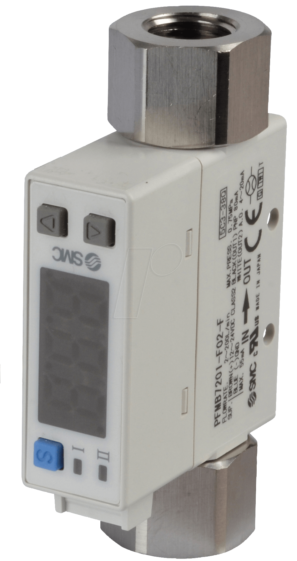 Pfmb7201 F02 F Flow Switch 2 200 L Min Output 4