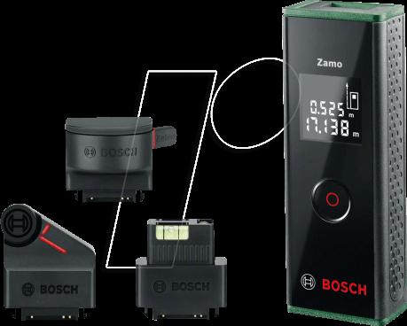 Laser Entfernungsmesser Klein : Bosch zamo iii s: laserentfernungsmesser 0 15 20 m