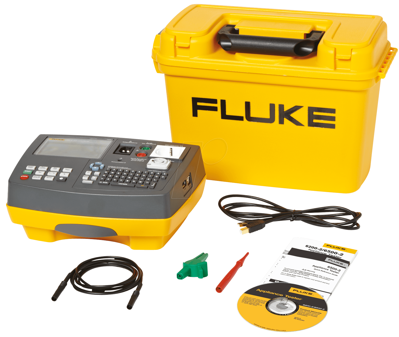 Fluke Test Instruments : Fluke test device for appliances and equipment at