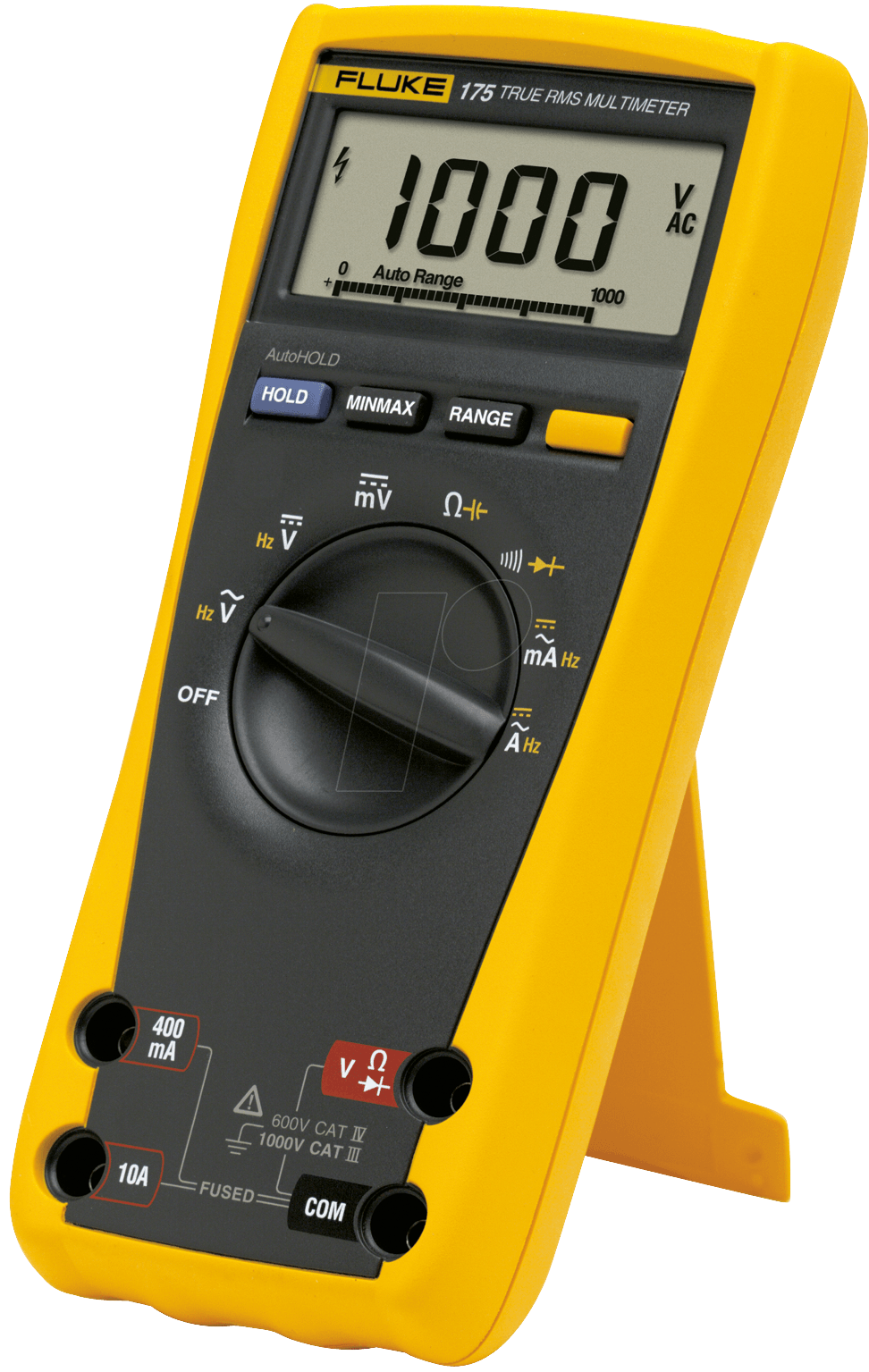 fluke 175 fluke 175 universal digital multimeter at. Black Bedroom Furniture Sets. Home Design Ideas