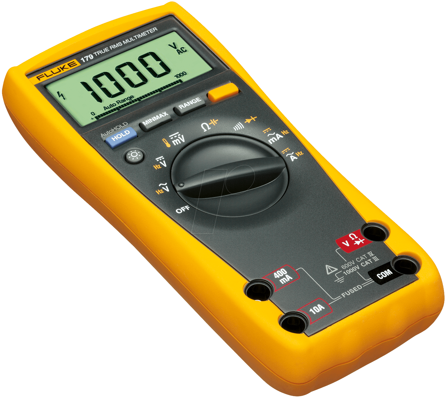 fluke 179 universele digitale multimeter fluke 179 bei reichelt elektronik. Black Bedroom Furniture Sets. Home Design Ideas