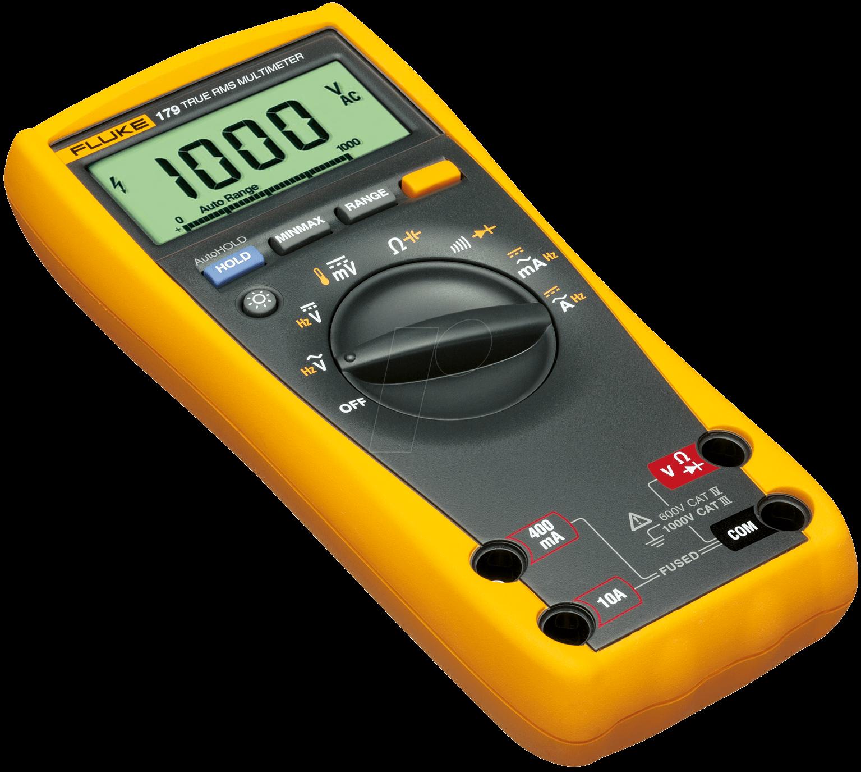Digital Multi Meter : Fluke series digital multimeters at