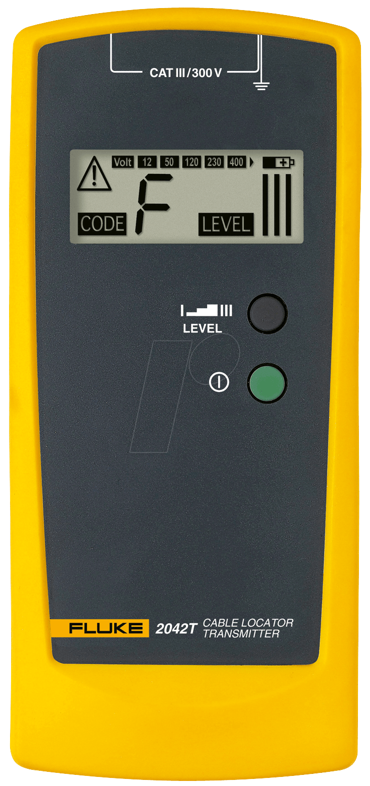 Fluke 2042 cable detector fluke 2042 set at reichelt - Detector de cables ...