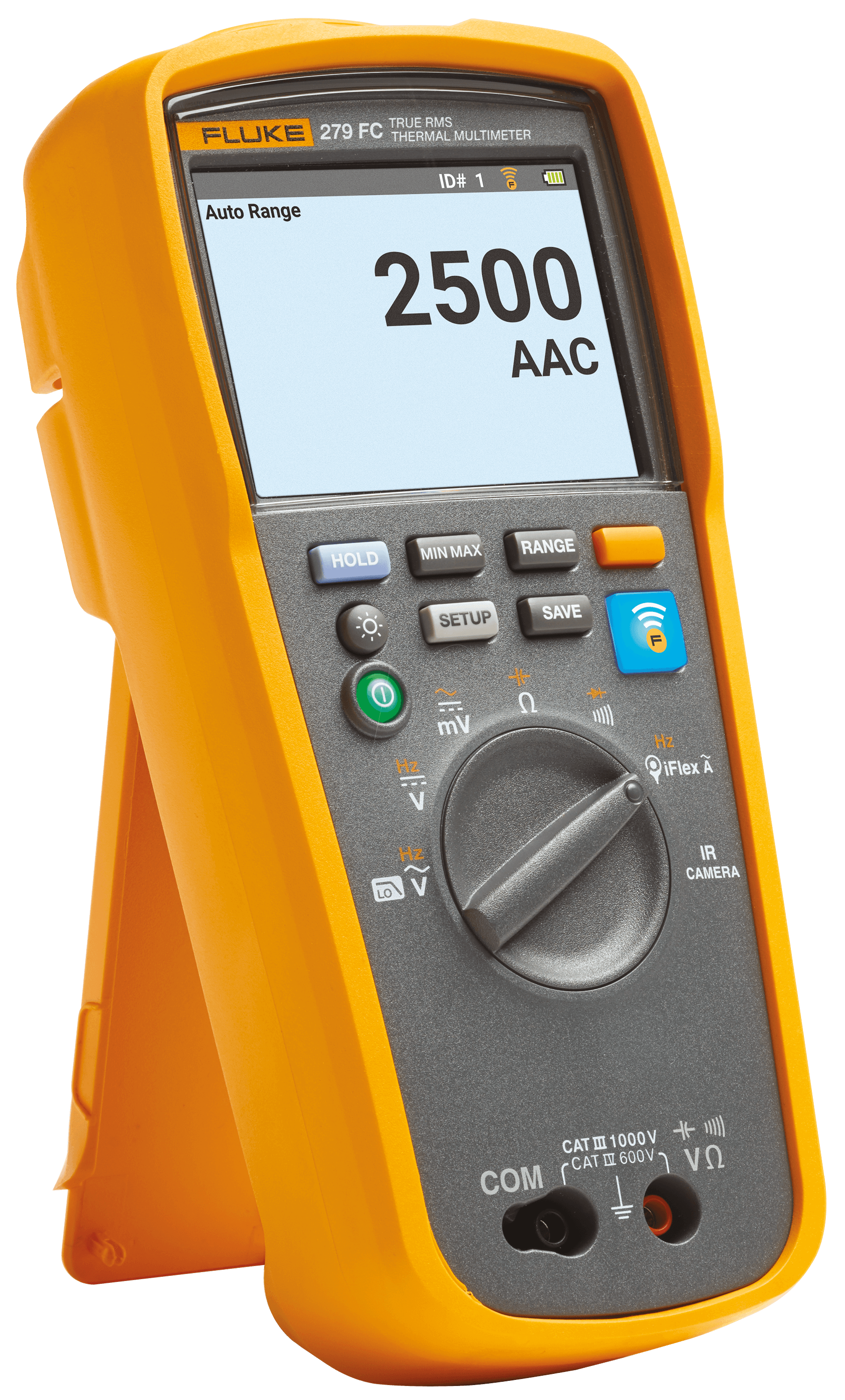 fluke 279 fc multimeter 279 fc digital mit w rmebild bei reichelt elektronik. Black Bedroom Furniture Sets. Home Design Ideas