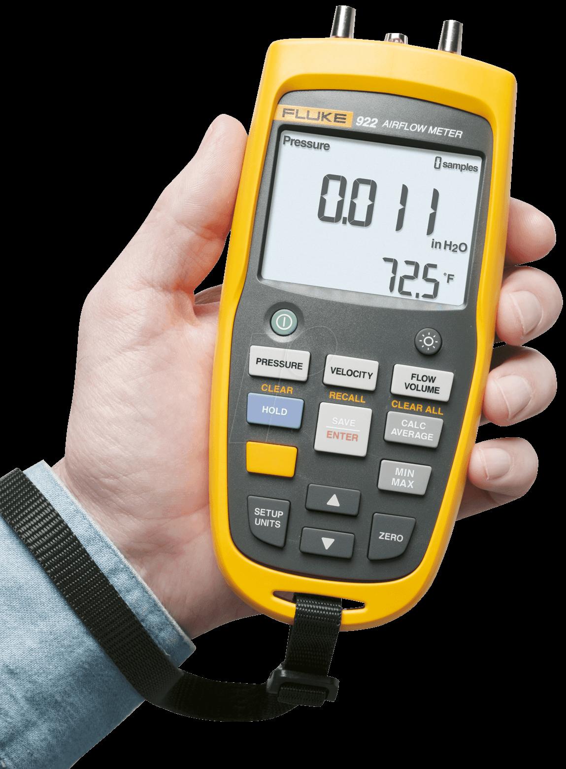 Air Flow Monitor Device : Fluke kit airflow meter at reichelt