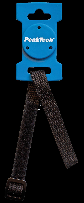 PEAKTECH 7100 - Magnethalterung für Messgeräte, blau / schwarz
