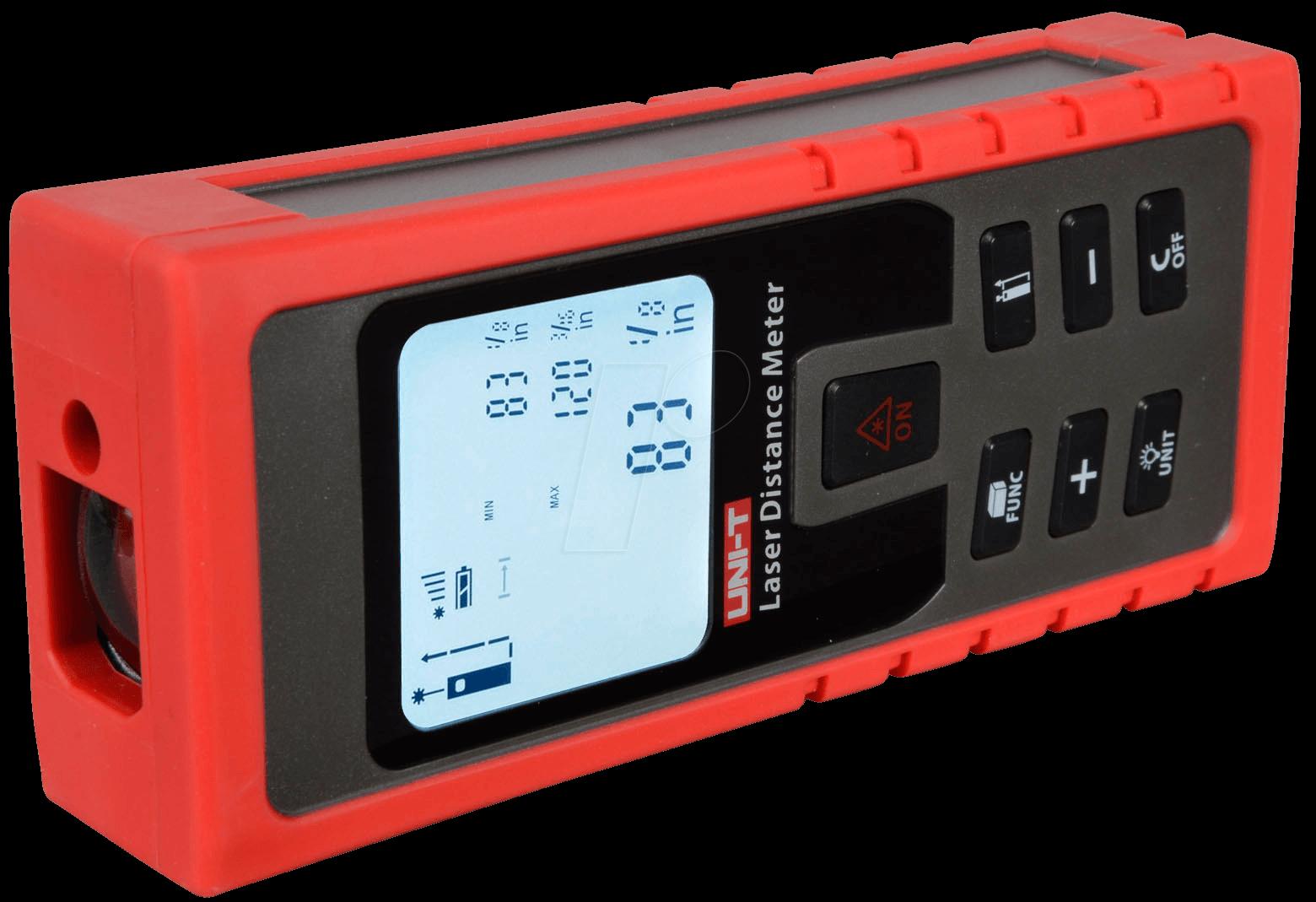 Laser Entfernungsmesser Dauermessung : Ut a laserentfernungsmesser m bei reichelt elektronik