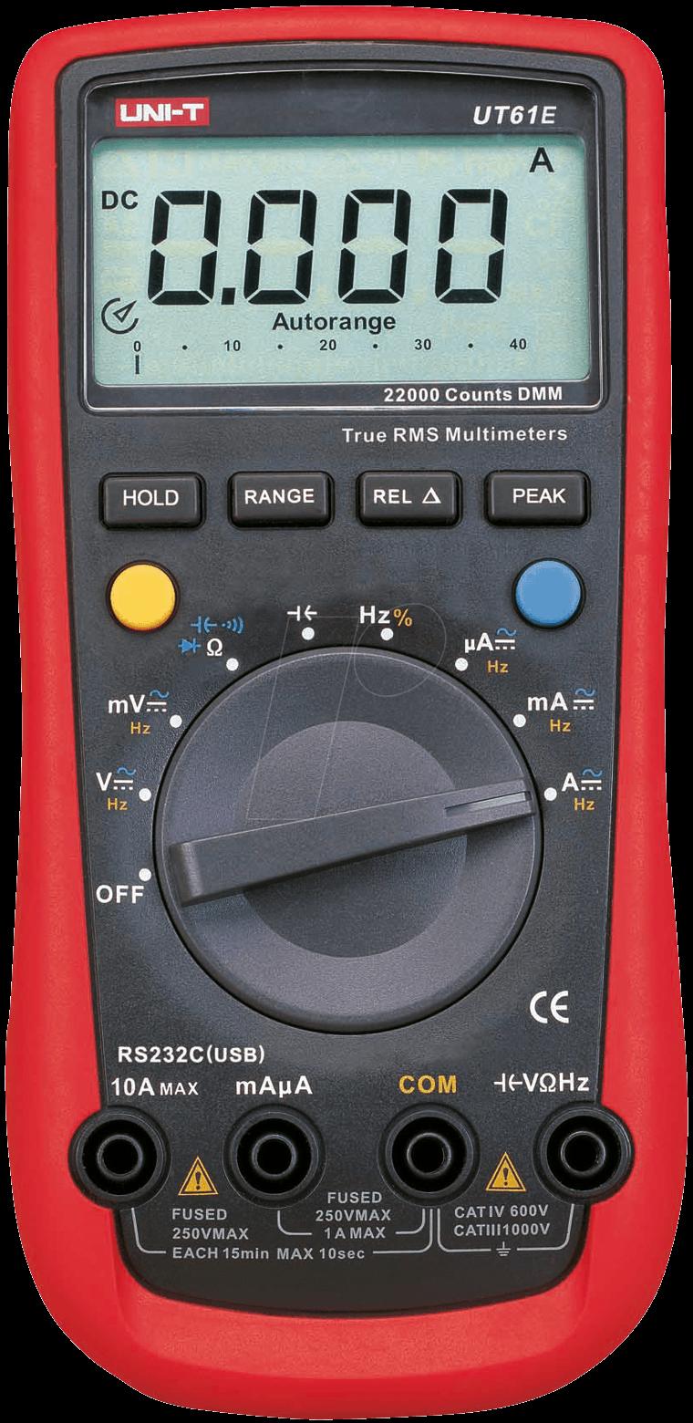 how to make a digital multimeter