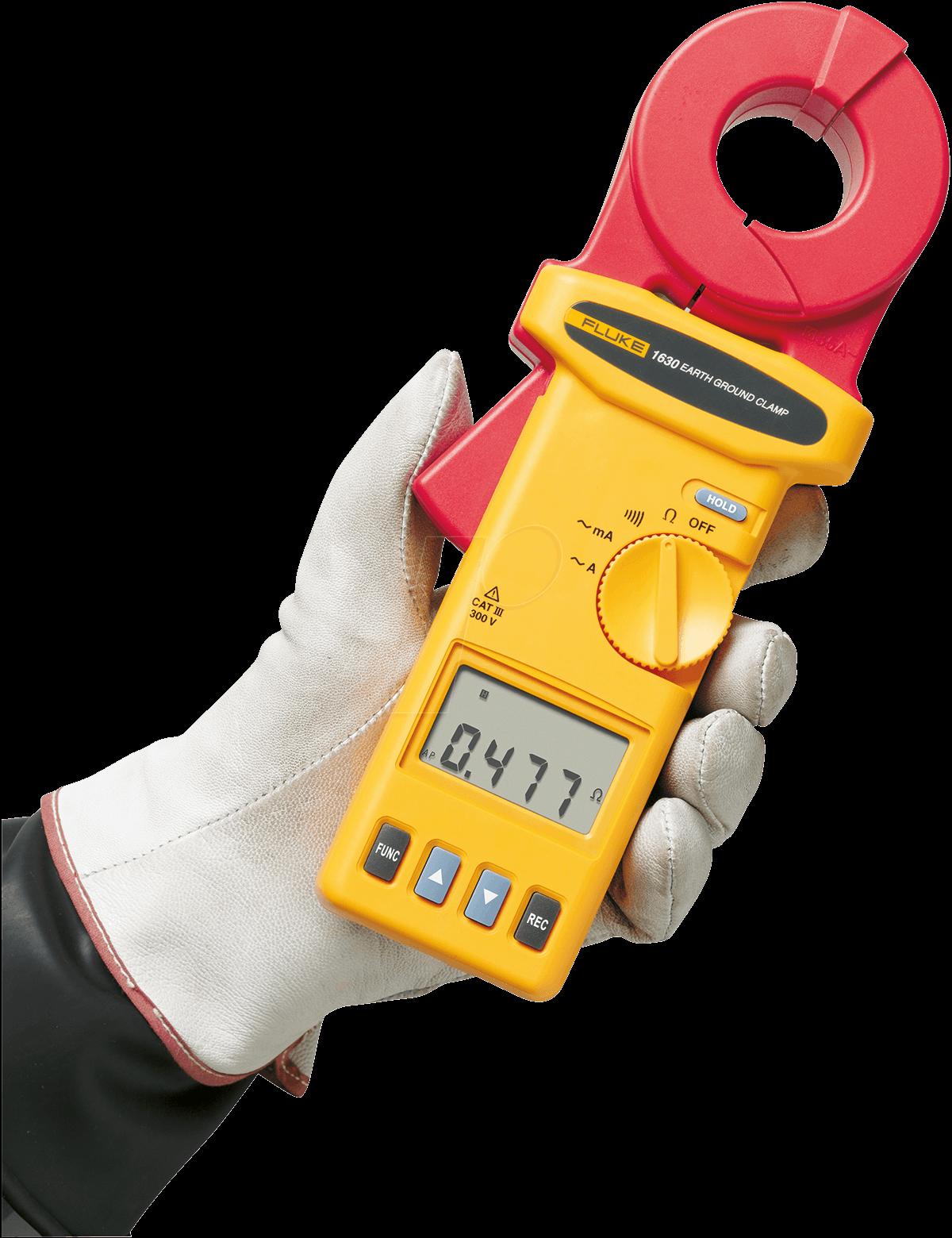 Clamp Meter: Fluke 1630 Earth Ground Clamp Meter Price