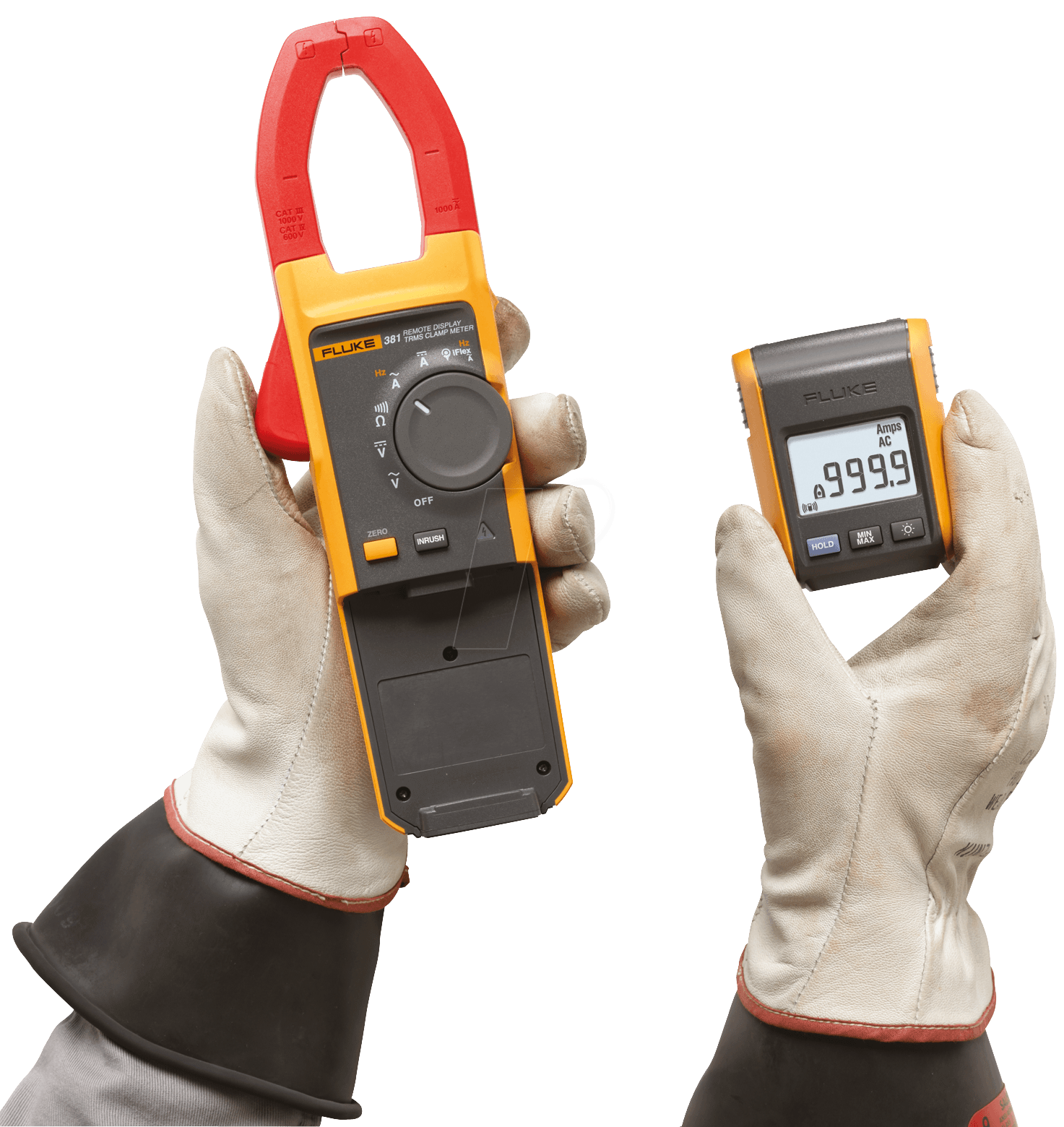 Fluke Meters Clamp On Sale : Fluke trms clamp meter with removable display at